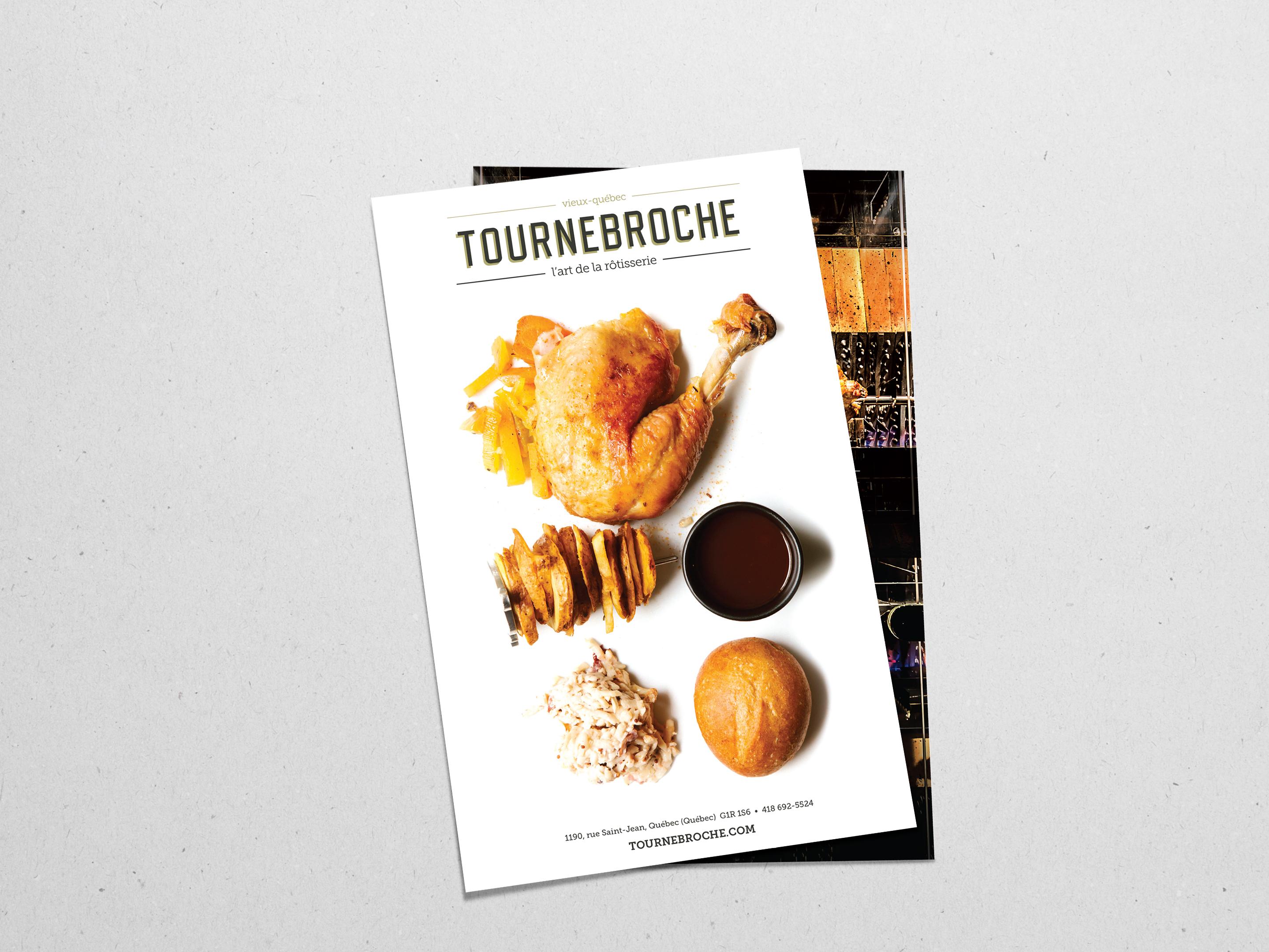 Tournebroche – Publicité Fou des Foodies