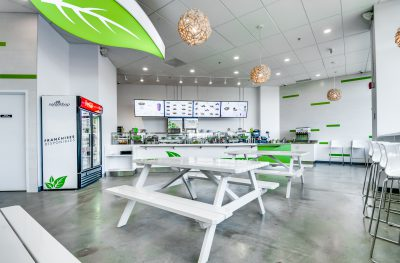 Salad Shop – Lebourgneuf